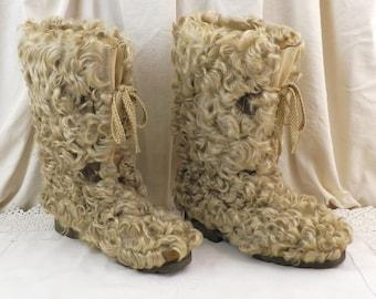 Bottes de pluie et de neige pour femmes Vintage | Etsy FR