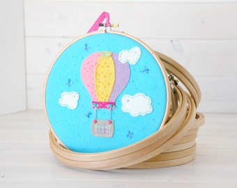 """Embroidery Hoops - 7- Pack - 3"""",4"""", 5"""", 6"""", 7"""", 8"""" & 9"""" - Bundle Wooden Round Edge Embroidery Hoops - One of each size - Needlecraft Hoops"""
