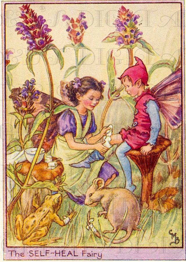 """Résultat de recherche d'images pour """"vintage fairy flower"""""""