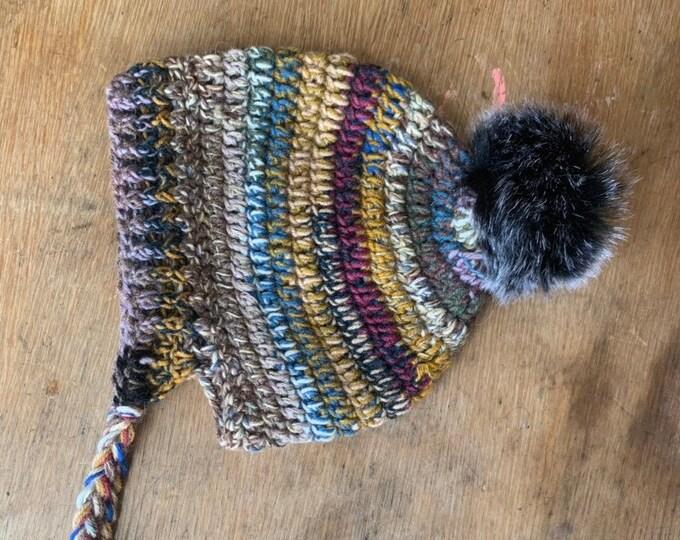 Traveler Crochet Hat #2