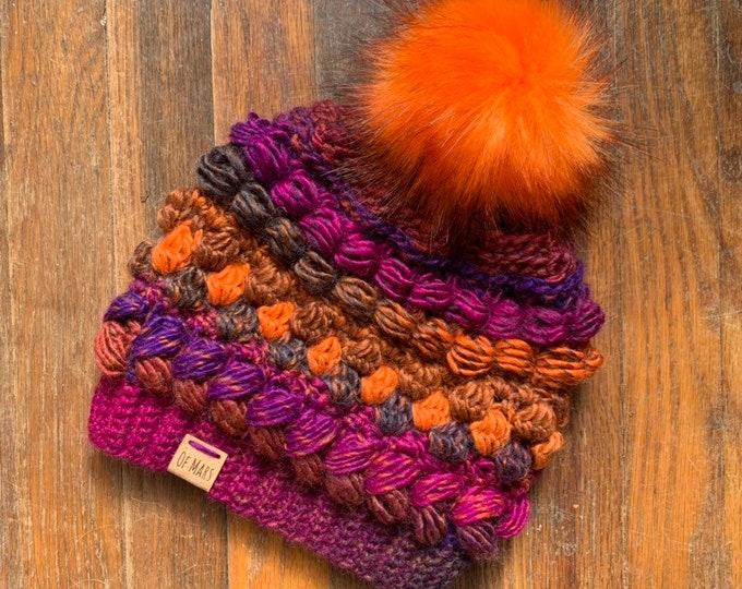 Sampler Hat #1