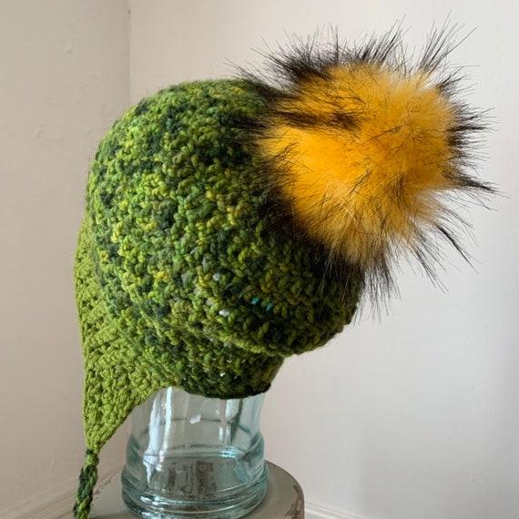 Traveler Crochet Hat #4