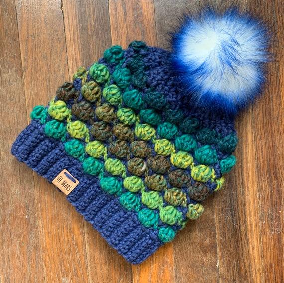 Dot Stack Hat #6