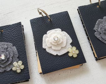 Winter Wool Garden Flip Book Set (& Refills)