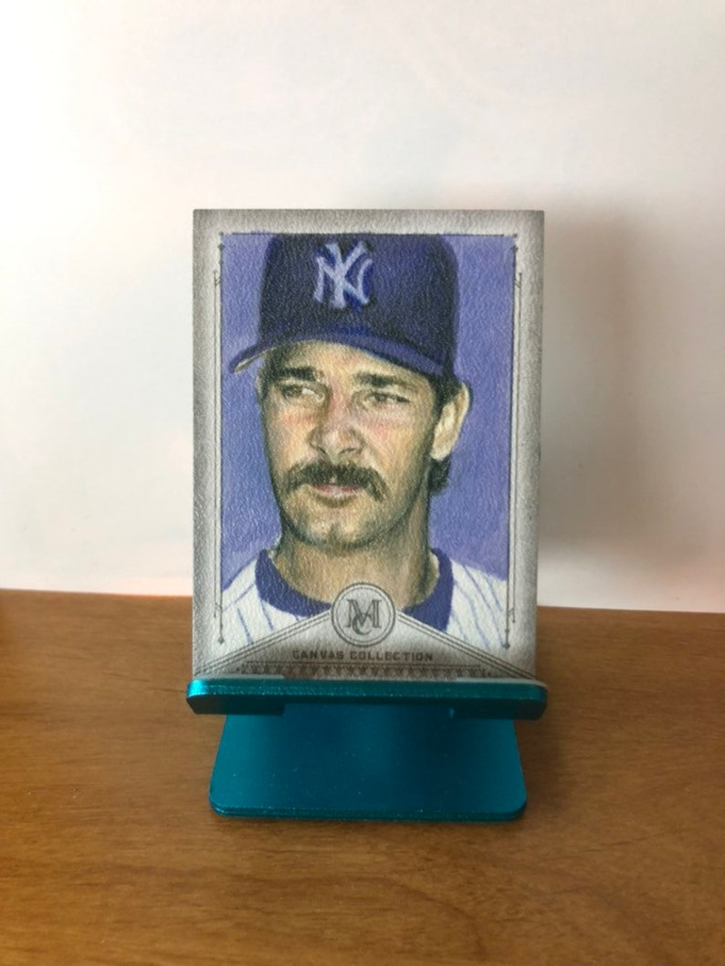 Don Mattingly Topps' Museum Collection CC-14 Official image 0