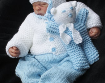 225703e4d reborn and baby knits and patterns by lillbees on Etsy