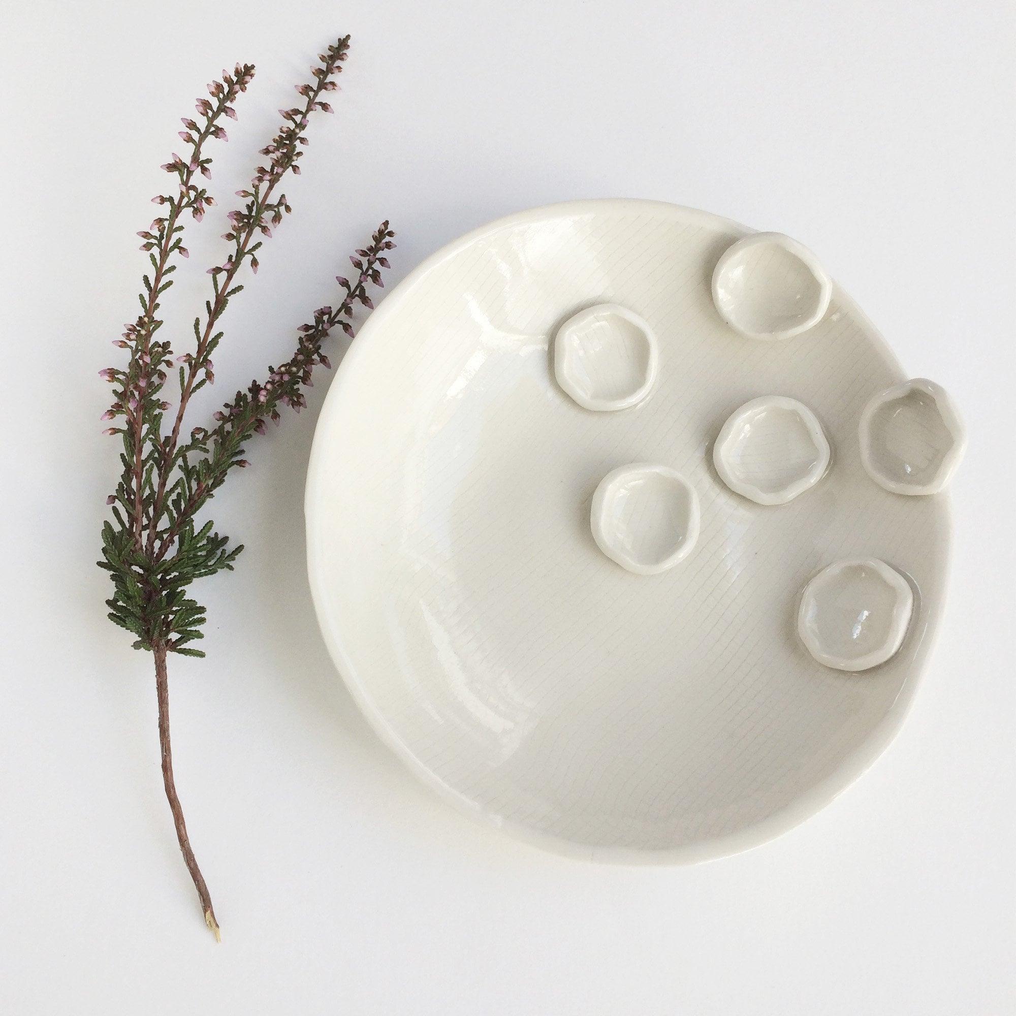Modern Decorative Ceramic Bowl Cozy Home Decor
