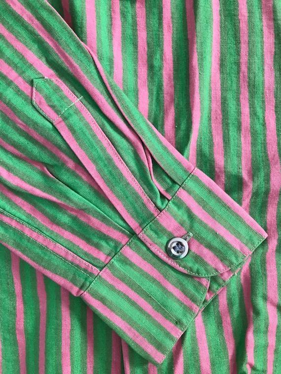 Vintage Marimekko Shirt Jokapoika female / Size X