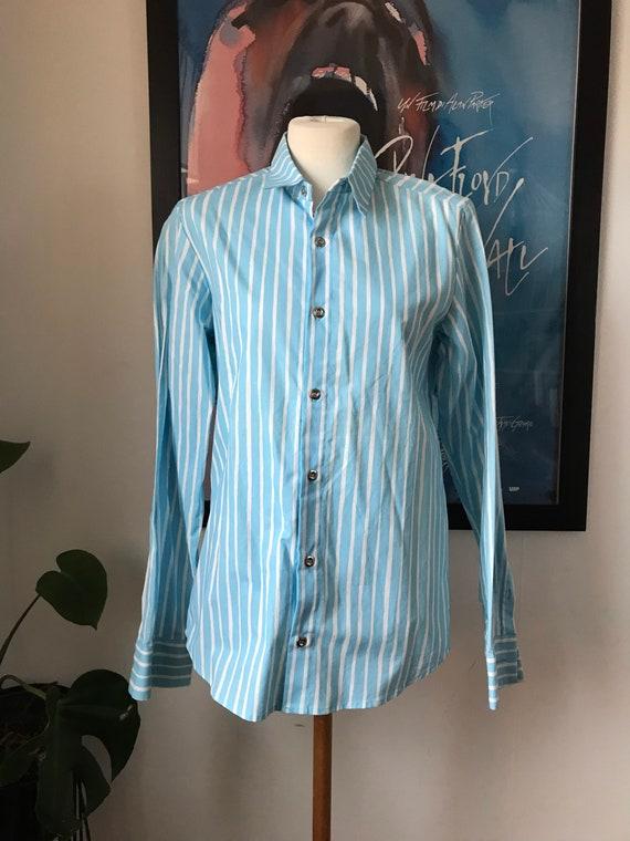 Vintage Marimekko Shirt Jokapoika female / Size Sm
