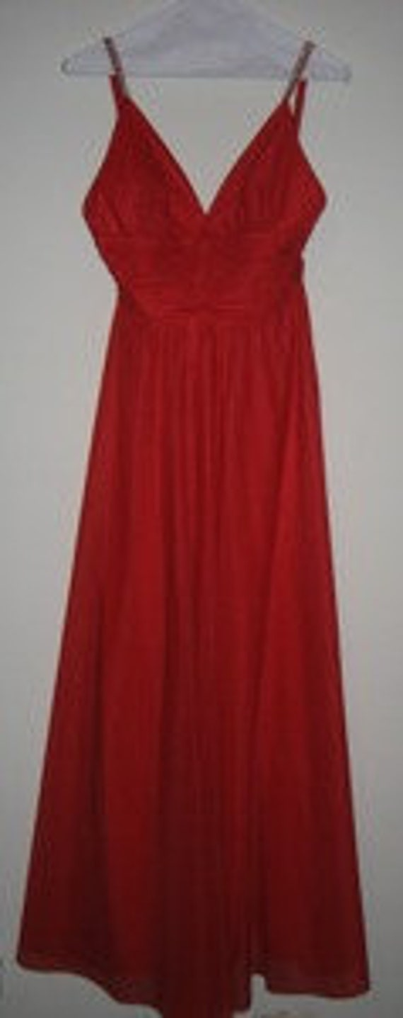 Lilli Diamond Vintage Gown