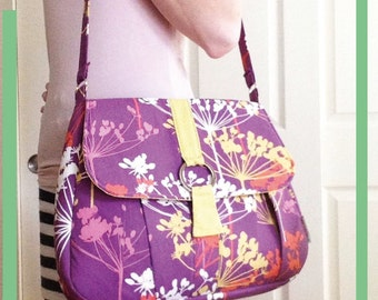 California Sunshine Bag - PDF sewing pattern