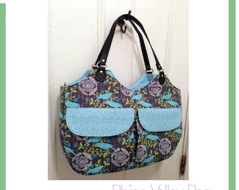Rhine Valley Bag - PDF sewing pattern