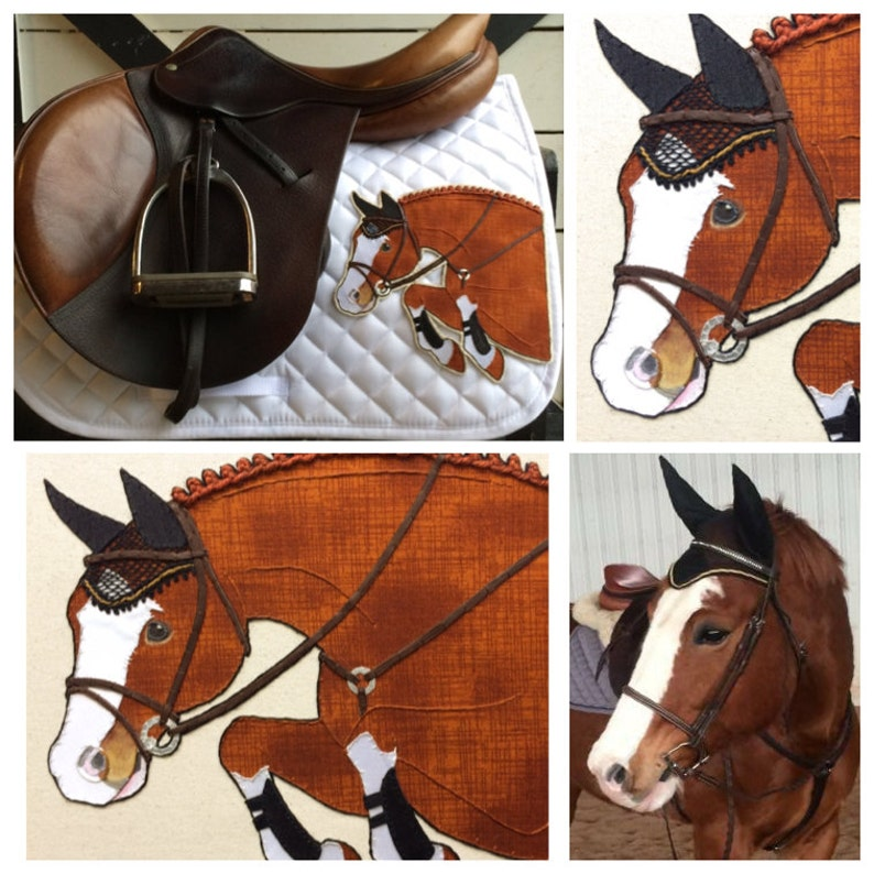 Jumper Horse Edition The Saddle Pad