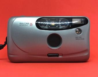 Mini Cam 35 Autofocus, Compact Point and Shoot Camera