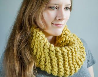 Highland Wool Cowl - Outlander Inspired