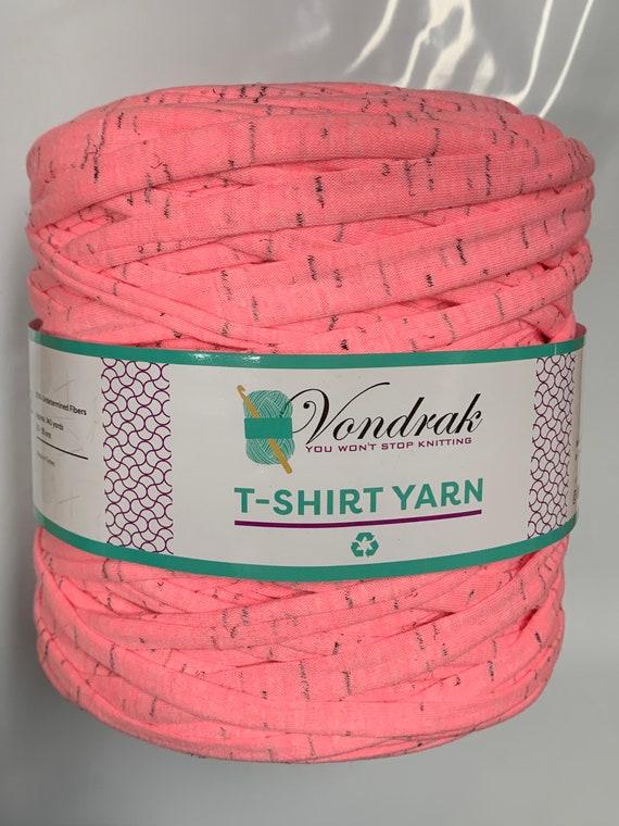 T Shirt Yarn RECYCLED 130 yards BEIGE