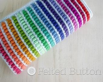 Crochet Pattern, Abacus Blanket, Baby, Afghan, Throw