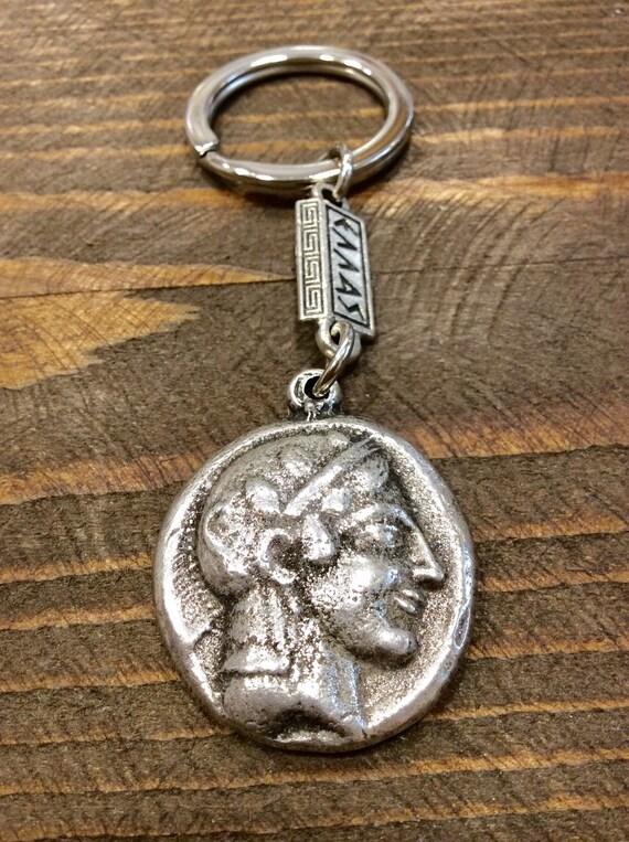 CUSTOM Goddess Keychain