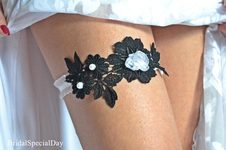 Bridal Garter Handmade Bridal Wedding Garter Set Lace Wedding Garter Pearls Garter Bridal Gift Wedding Garter Garter Bridal Garter