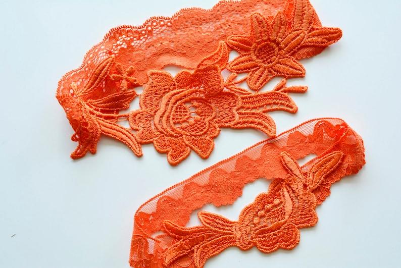 f342ae80491e Cordón naranja de la liga, Liga de la novia Set, liga juego de la Liga  naranja, novia, de la Liga de las novias, además de tamaño la liga, Liga ...