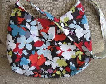 Soft and slouchy shoulder bag
