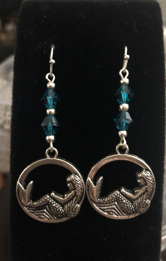 7.00 Ocean Mermaid Earrings