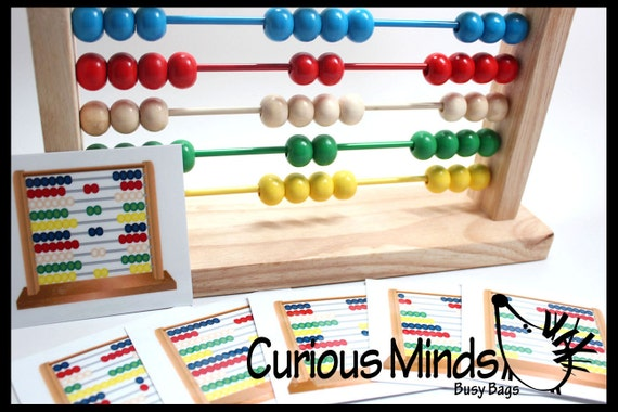 quality item Abacus counting maths loop