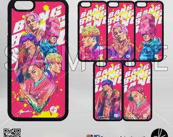 BIGBANG @padivv Bang Bang Bang Phonecase (Iphone/Android Phone)
