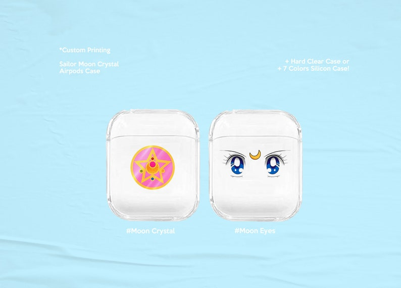 Sailor Moon Crystal Power Makeup AirPods Case image 0
