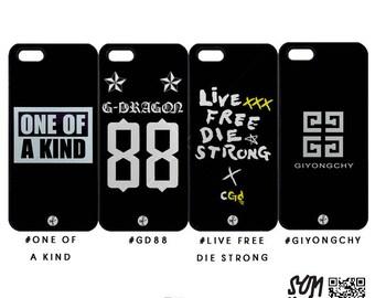 BIGBANG TEAM G-Dragon Phonecase (Iphone/Android Phone)