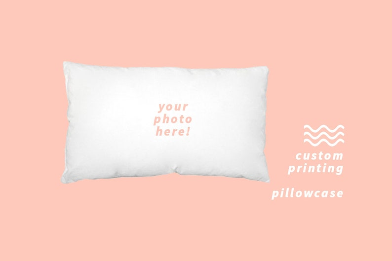 CREATE YOUR OWN Pillowcase image 0