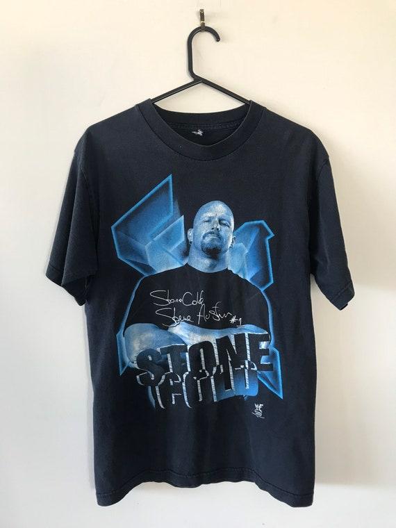 Stone Cold Steve Austin WWF WWE Offical Vintage Me