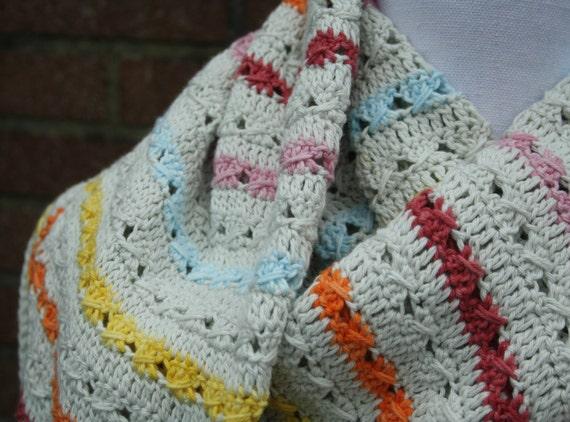 Schal Schal handgemachte Schal Schal häkeln Dreieck Schal | Etsy