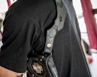 Labriynth holster -Men's leather pocket holster- Mens holster - Pocket holster - Leather holster
