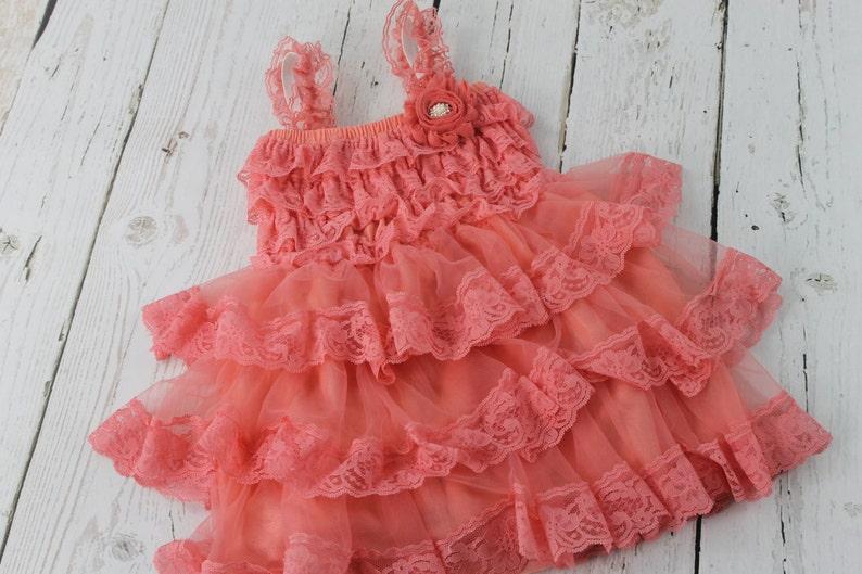 Vintage Flower Girl Dress Navy Rustic Flower Girl Dress Lavender Ivory Champagne Coral White Aqua Coral Jr Bridesmaid Grey Flower Girl
