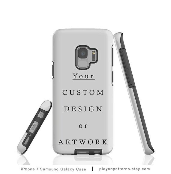 the best attitude aaa71 8001e Custom Galaxy Case Galaxy S9 Case Galaxy S9 Plus Case | Etsy