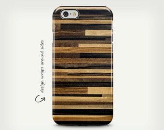 Wood Case, iPhone X Case, iPhone 6 Plus Case, Wood Texture, iPhone 8 Case, iPhone 7 Case, iPhone 7 Plus Case, Galaxy S8 Case