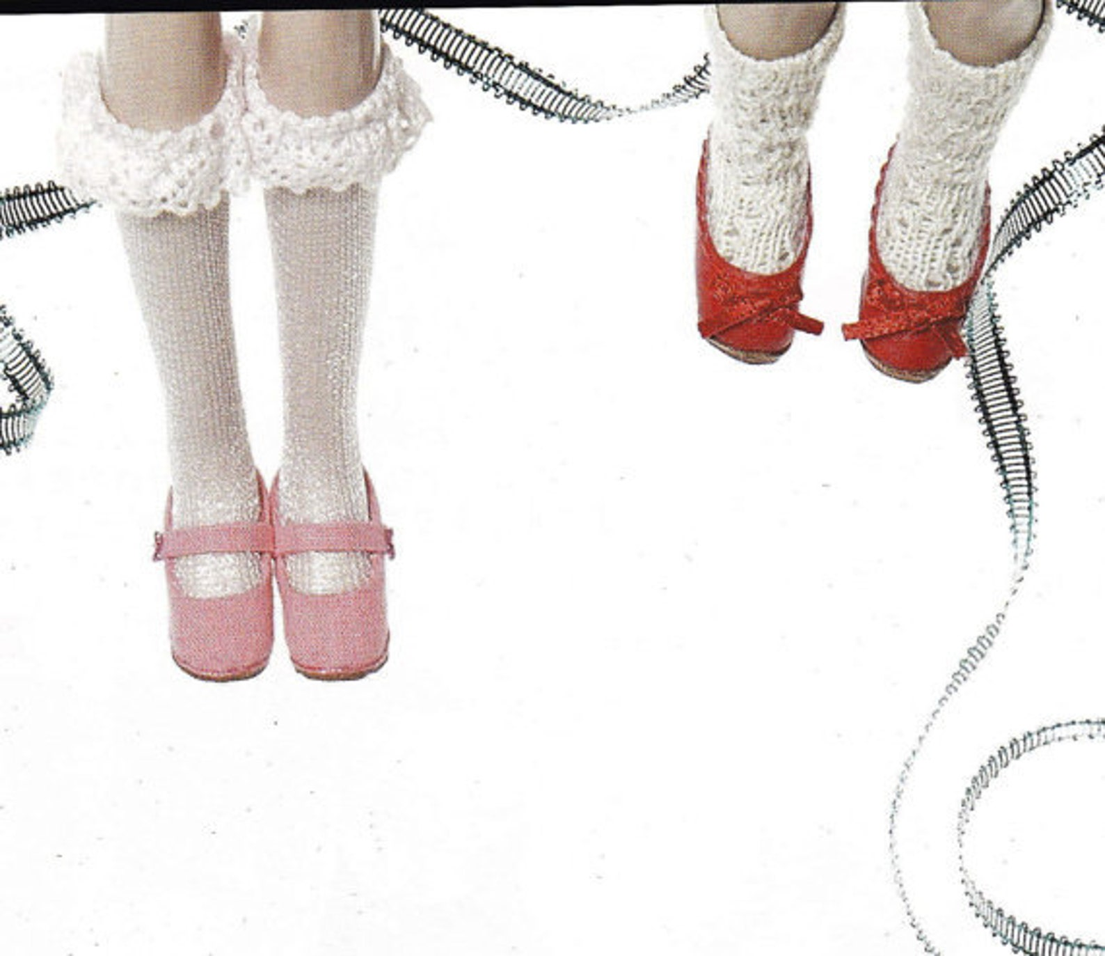 20- 28cm dolls blythe momoko licca pullip doll mary jane ballet shoes basic lesson pdf e tutorial in japanese and pattern pieces