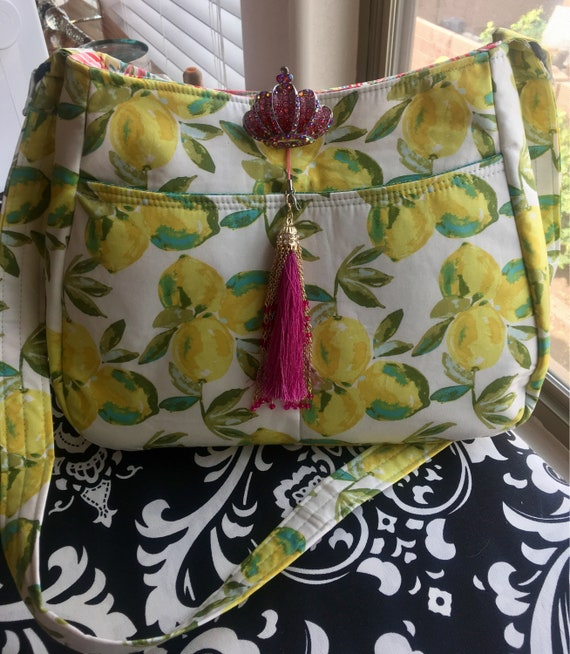 Lemons Lemons!! Spring/Summer Bag