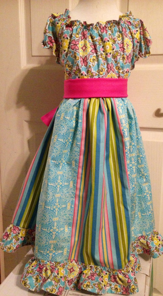 GorgeousEaster Custom made little girls /Birthday Dress
