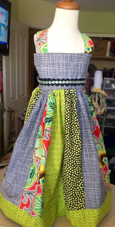d5a7fc91e3c0 Frozen the movie, Inspired Girls Summer Dress, Birthday Dress, Tea ...