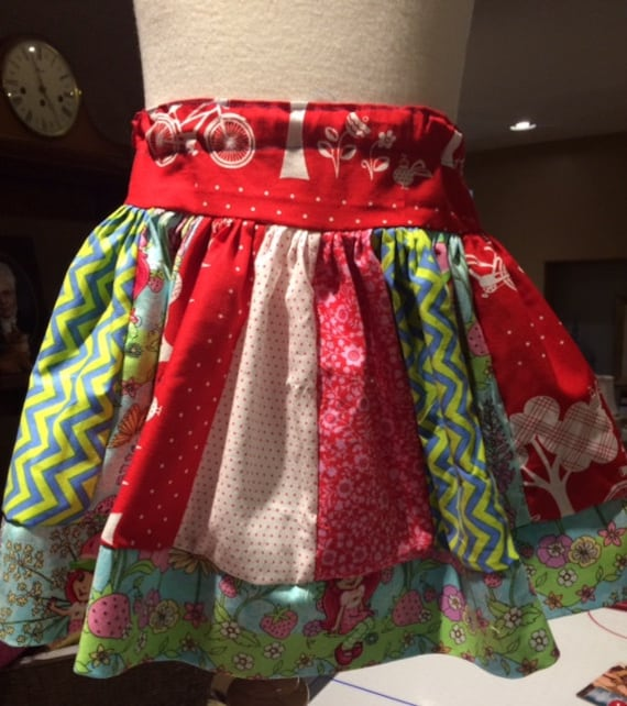 Strawberry Shortcake girls skirt