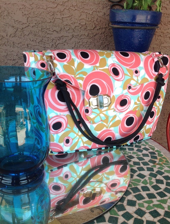 Hello Gorgeous, The Lucy Purse custom designed for each individual.
