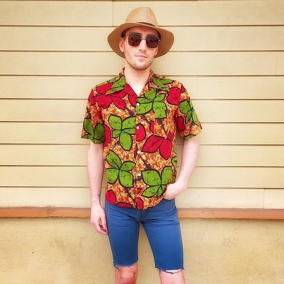 Retro Hawaiian shirt by Towncraft JC Penney - image 1