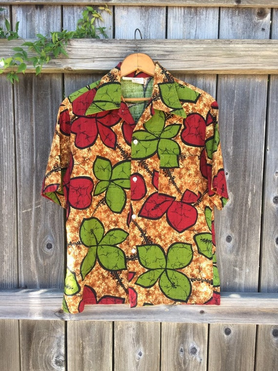 Retro Hawaiian shirt by Towncraft JC Penney - image 2