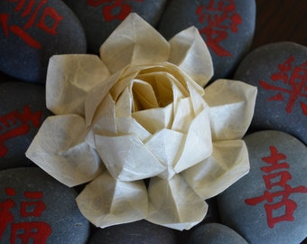 PDF Instructions Origami Lotus Flower