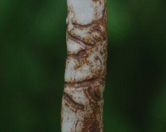 Ceramic Woodborer Wall Hanging, Wall Decor, Mobile #4