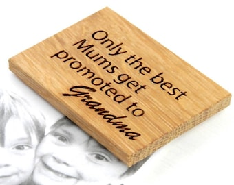 Personalised Only The Best Mums…Magnet