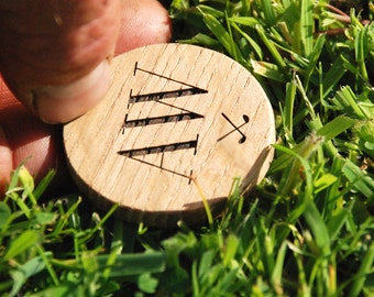 Golf Ball Marker - Personalised Ball Marker - Monogrammed - Father's Day Gift - Gift for Dad - Golf Gift - Golfer - Gift for Him
