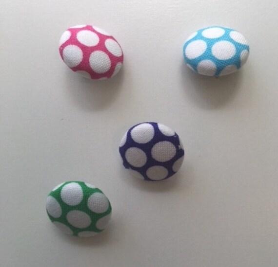 Punaises ~ Push Pins ~ pouce punaises ~ cadeau de professeur ~ fournitures de bureau ~ bouton Pins ~ épingles Floral ~ décoratif punaise ~ Bureau Decor